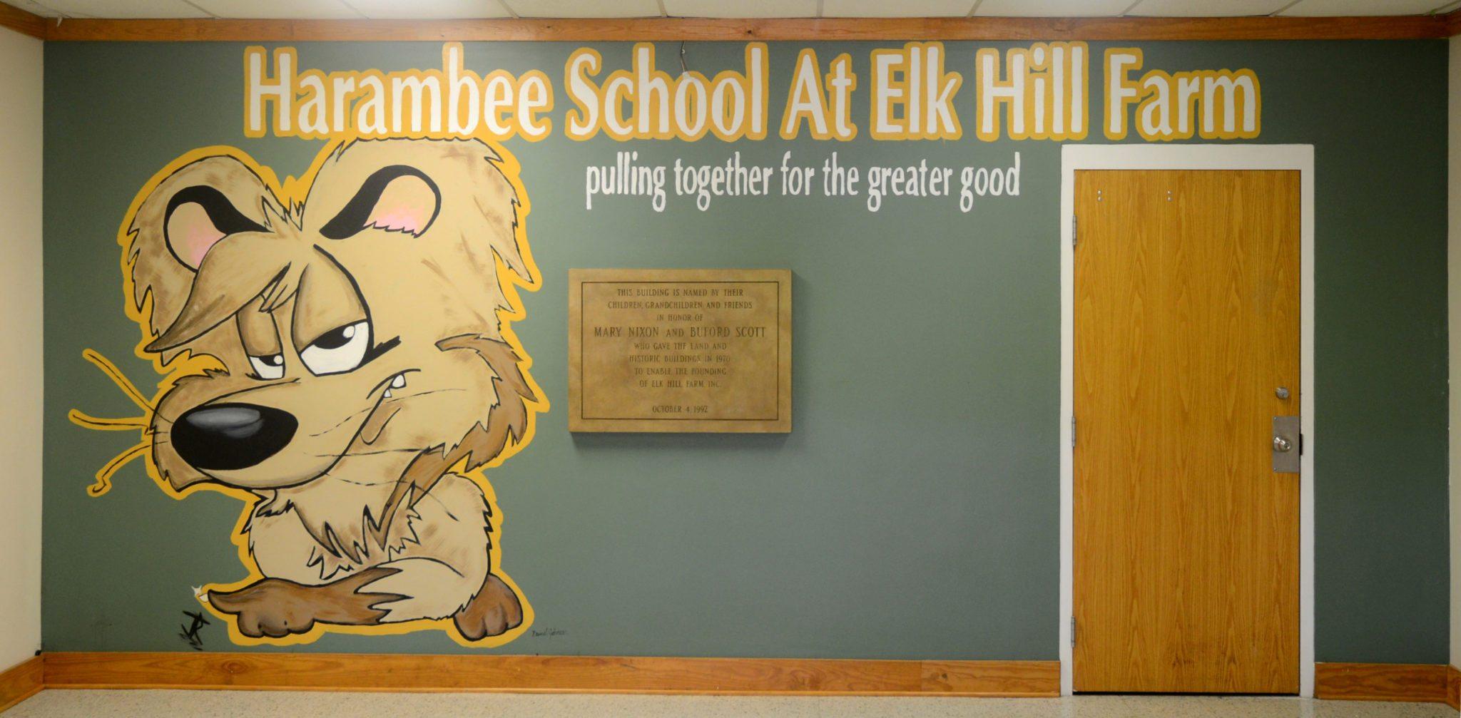 Harambee mural
