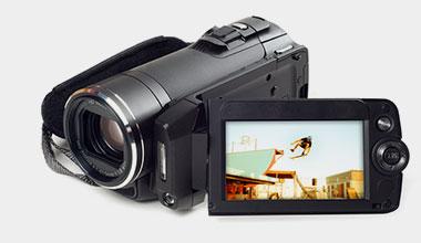 caméras vidéo