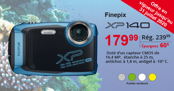 Finepix XP 140