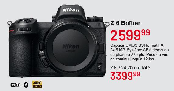 Z6 24-70mm f/4 S
