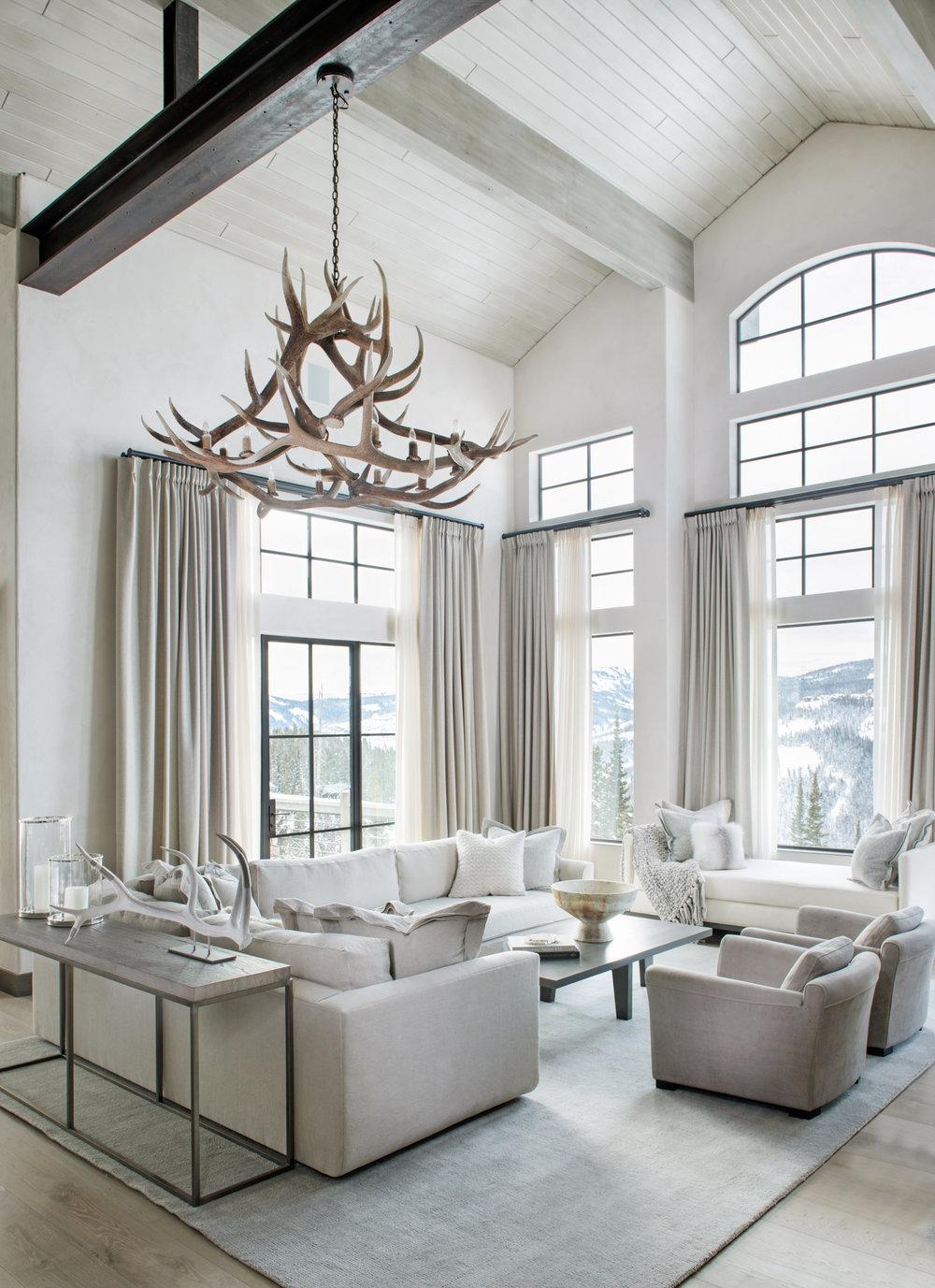 Interior Design -  Urbaine Home    Builder -  Highline Partners