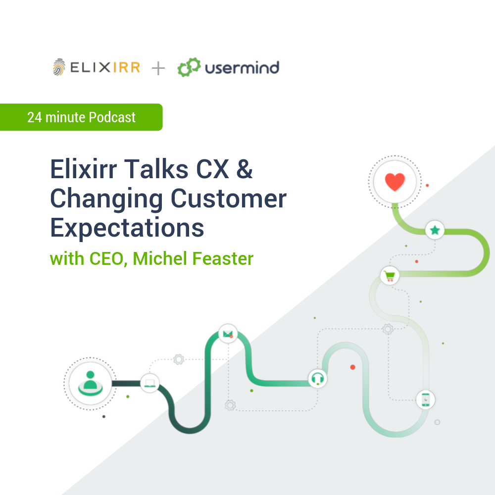 Talking CX with Elixirr