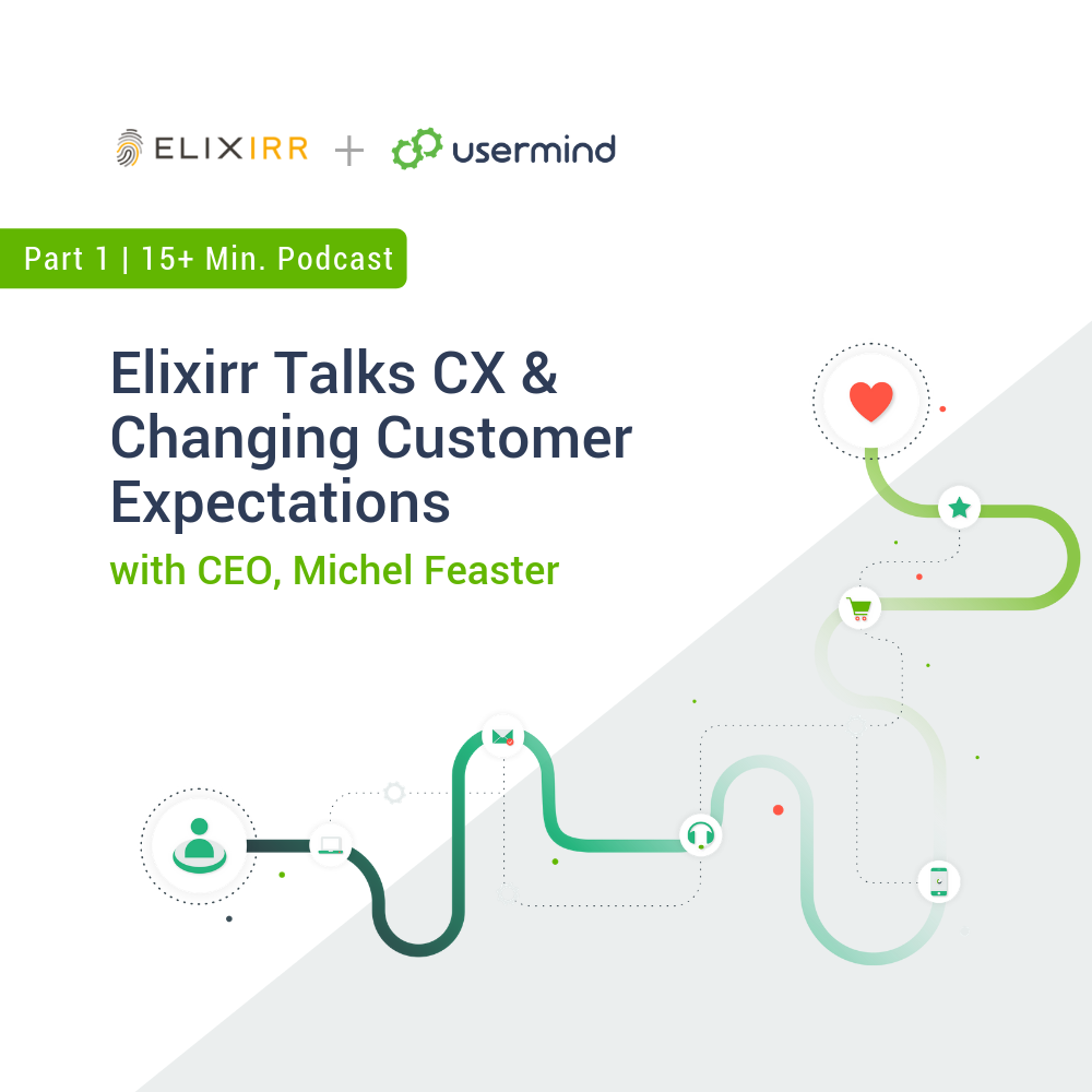 Talking CX with Elixirr | Part 1