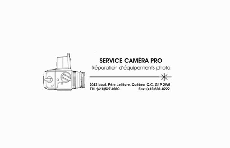 service camera pro