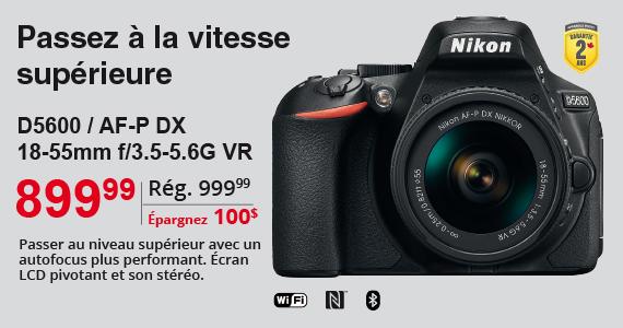D5600 Nikon