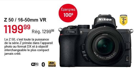 Z50/16-50mm VR
