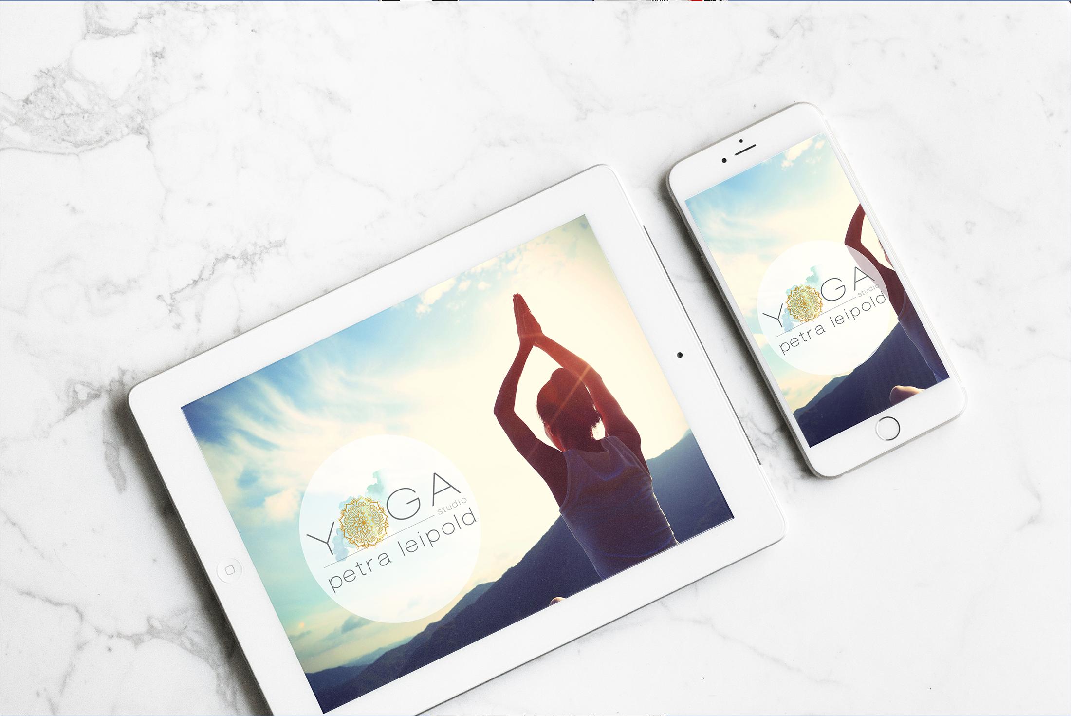 acaf57de4a63bc Website - Yogastudio Geiselhöring - NP MARKETING