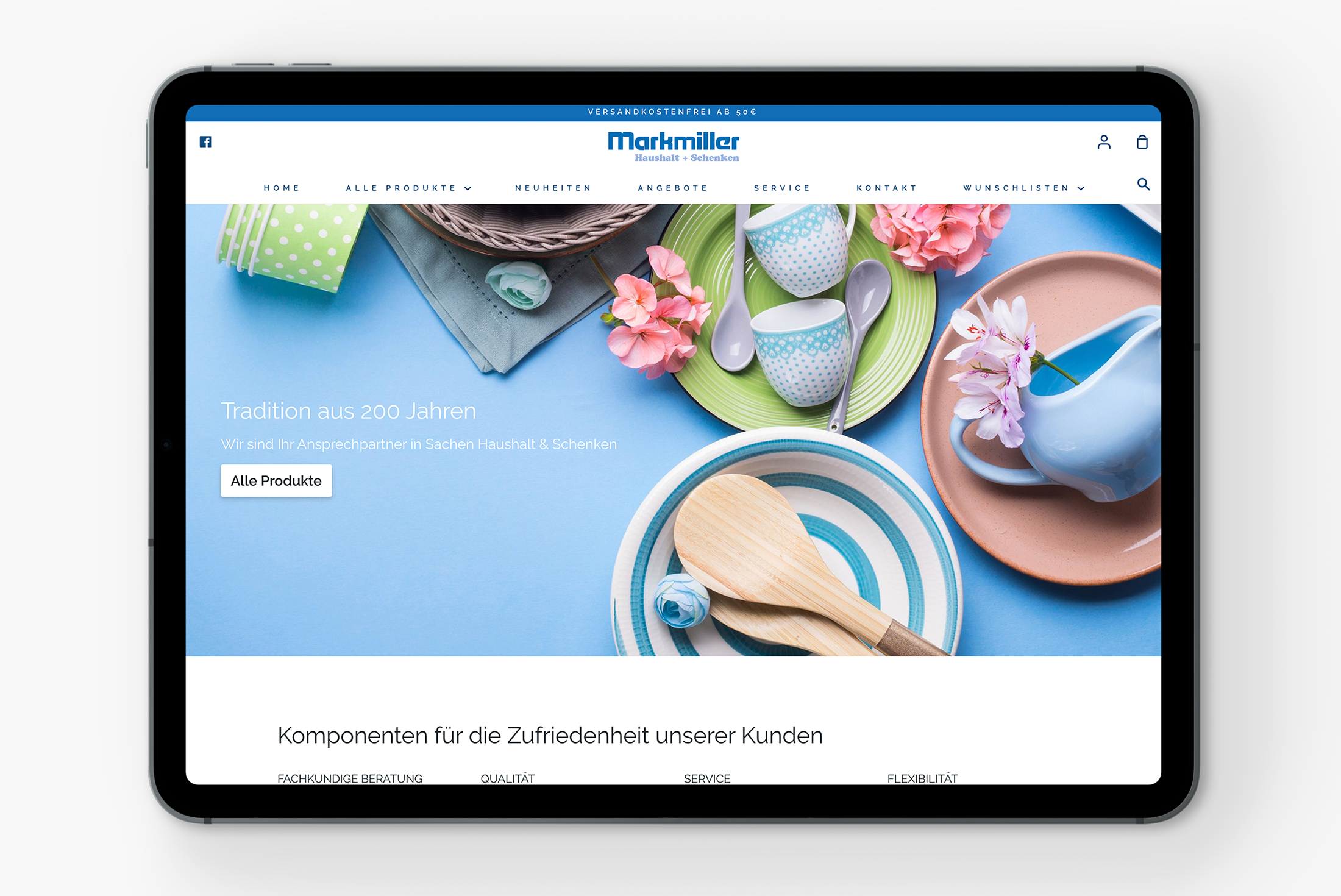 28fc638247cc4e Online Shop - Markmiller Haushalt - NP MARKETING