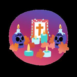 Altar in Spanish