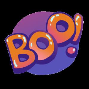 Boo in Spanish