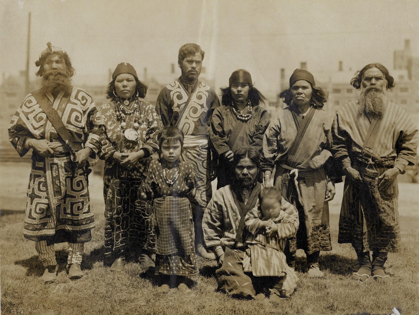 The Ainu People