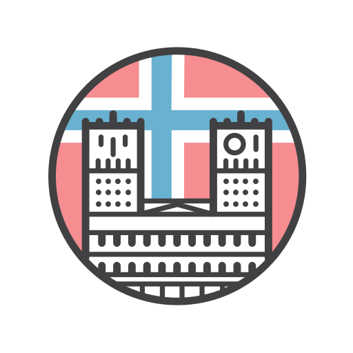 Learn Norwegian in just 5 minutes a day with Drops--learn words in Noregian
