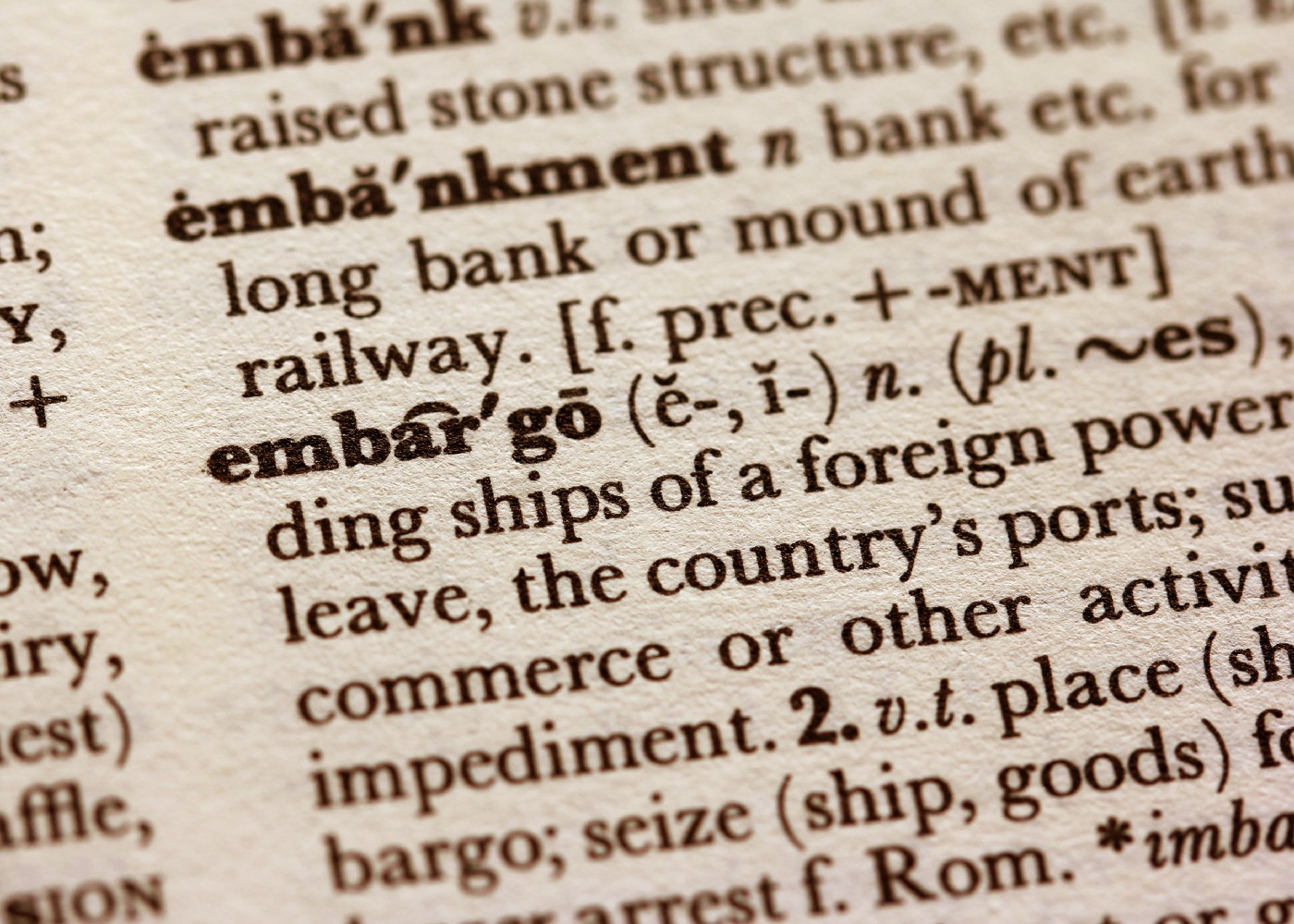 10 Foreign Words English Needs But Doesn't Have