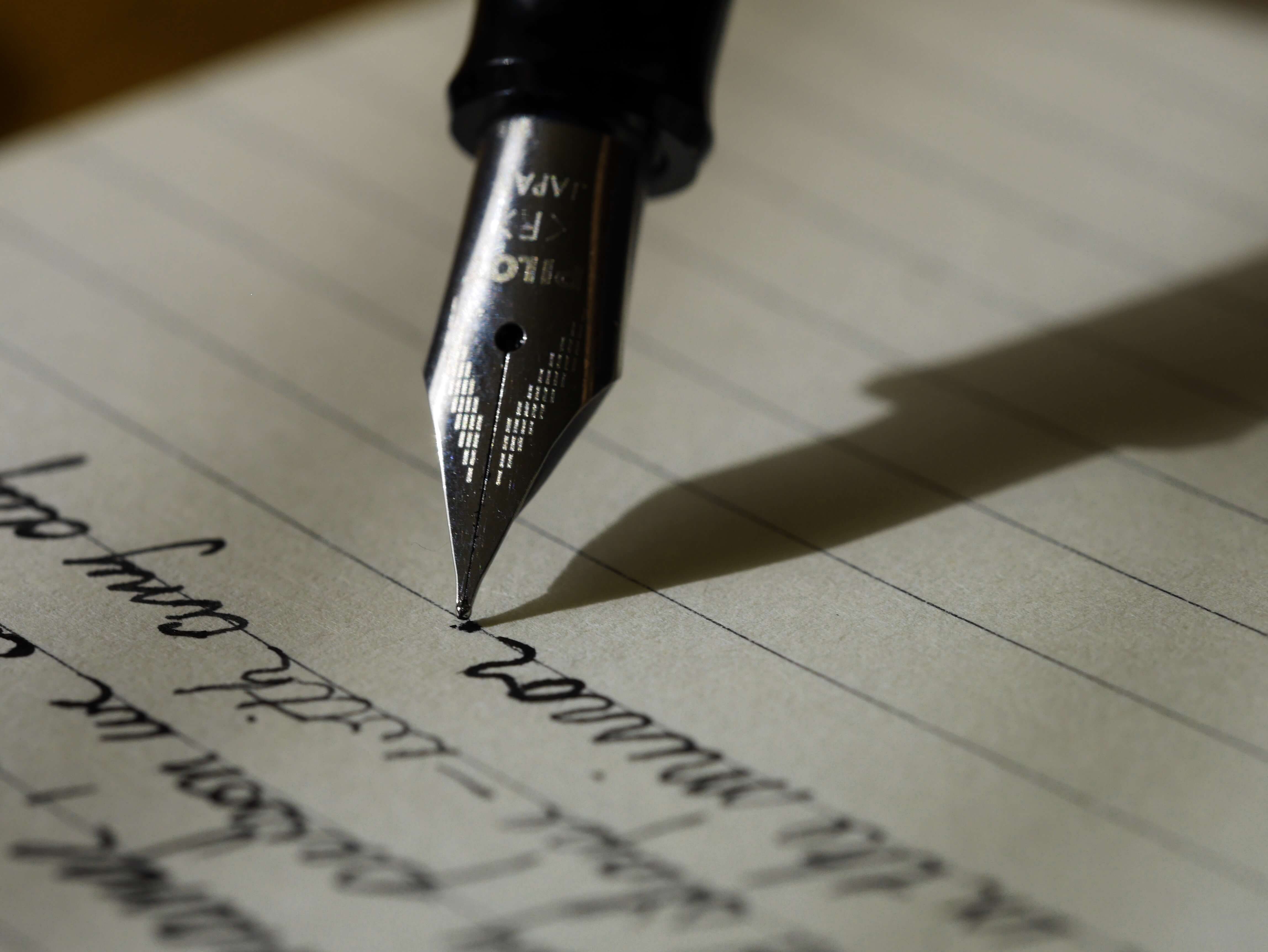 Improve your writing in a foreign language