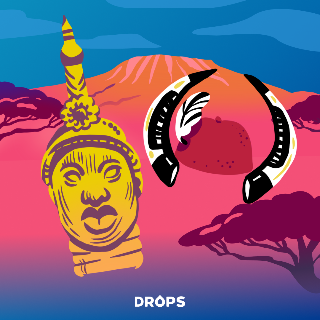 New Languages, New Continent! Learn Yoruba, Igbo, and Swahili with Drops