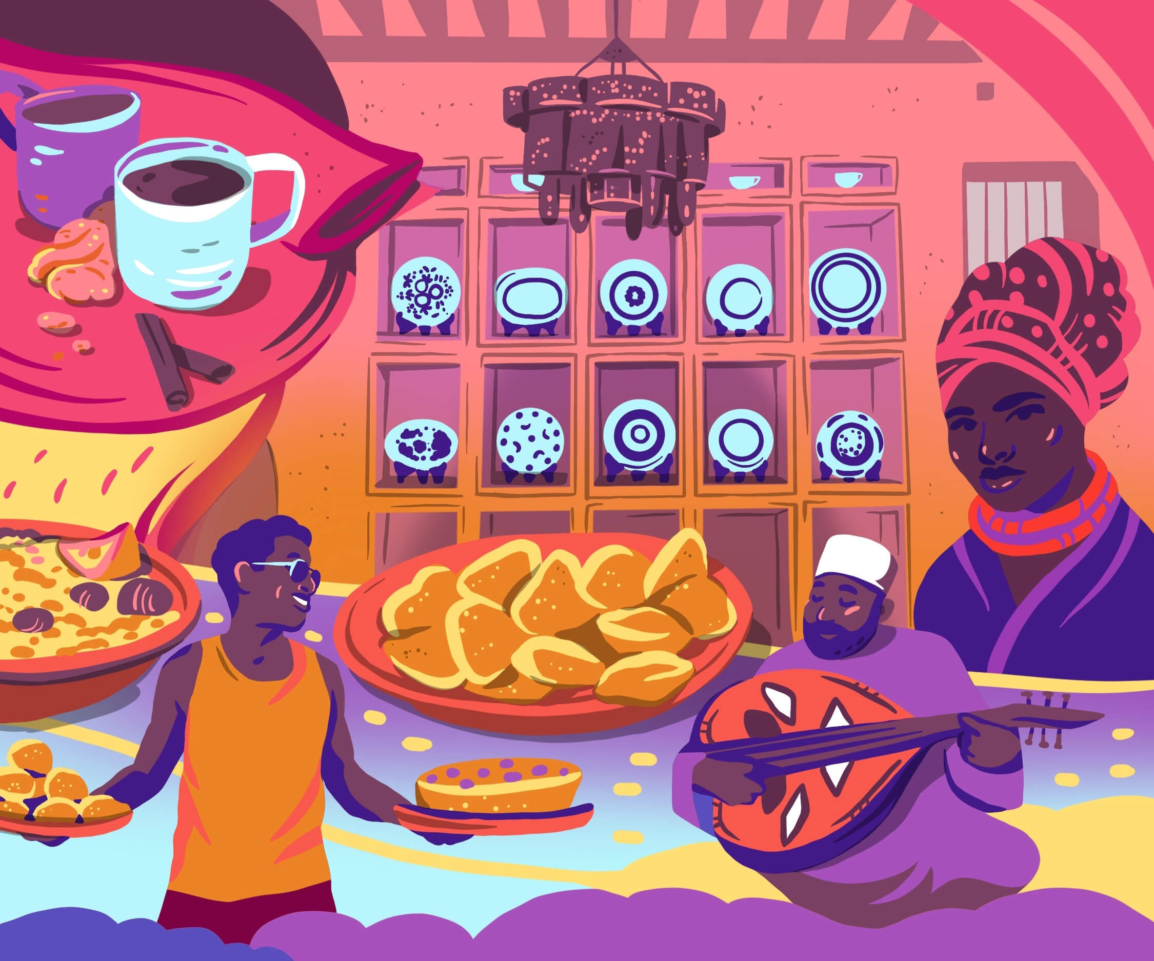 Learn Swahili with Drops in fun, 5-minute learning sessions.