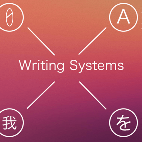 Learning to Read and Write in a NewLanguage