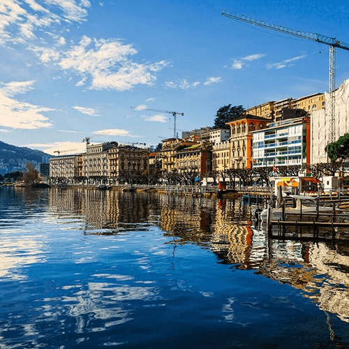 What languages are spoken in Switzerland?
