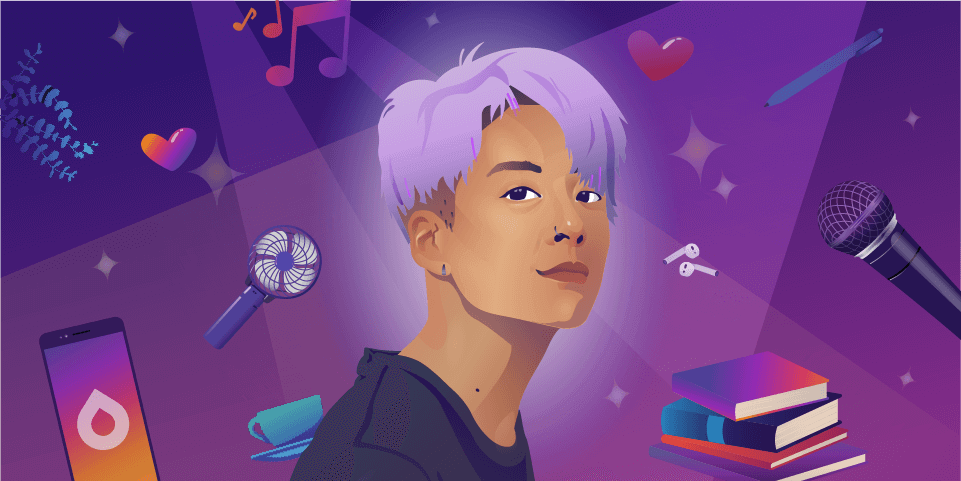 Learn Korean with k-pop star and musician Amber Liu