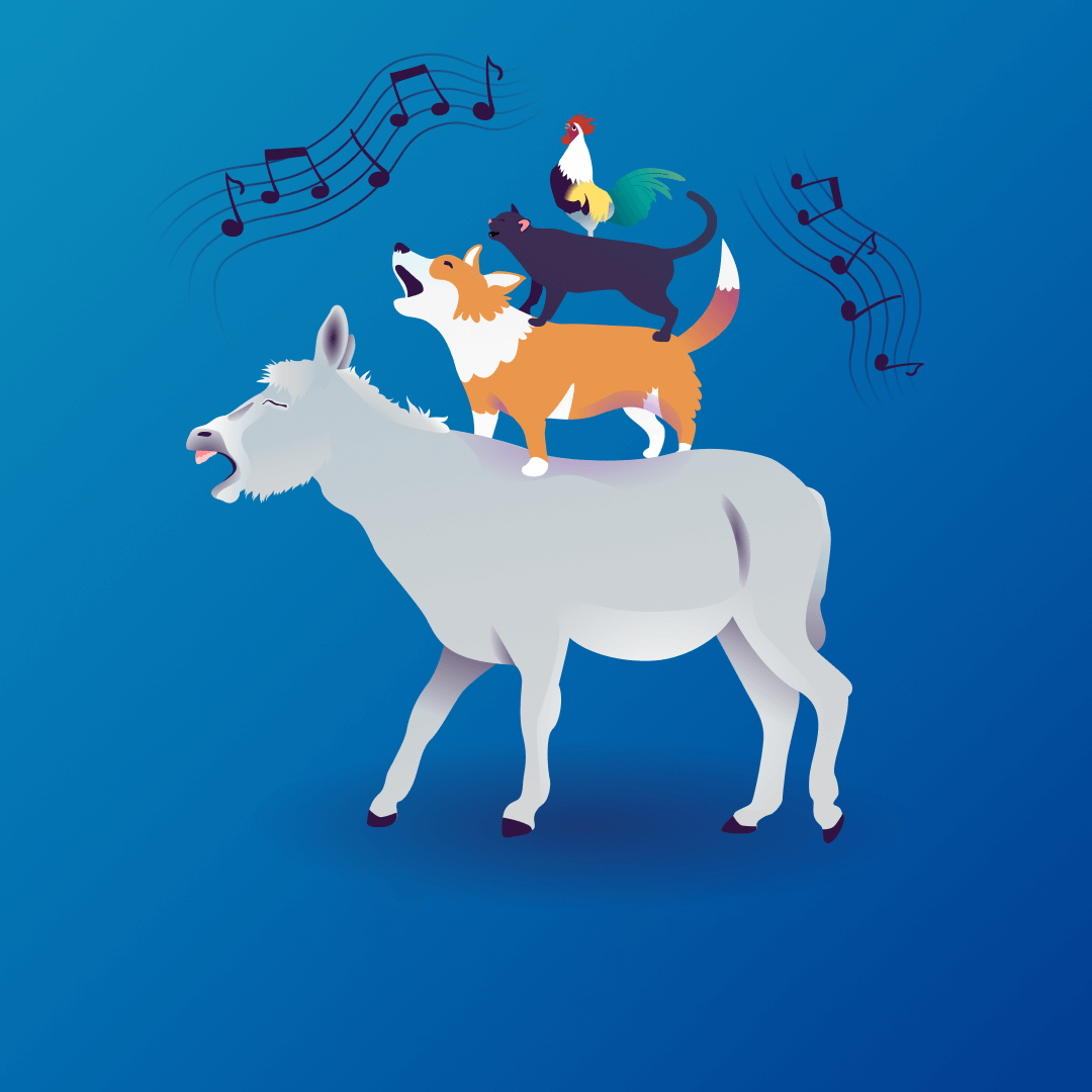 Learn animal sounds in other languages