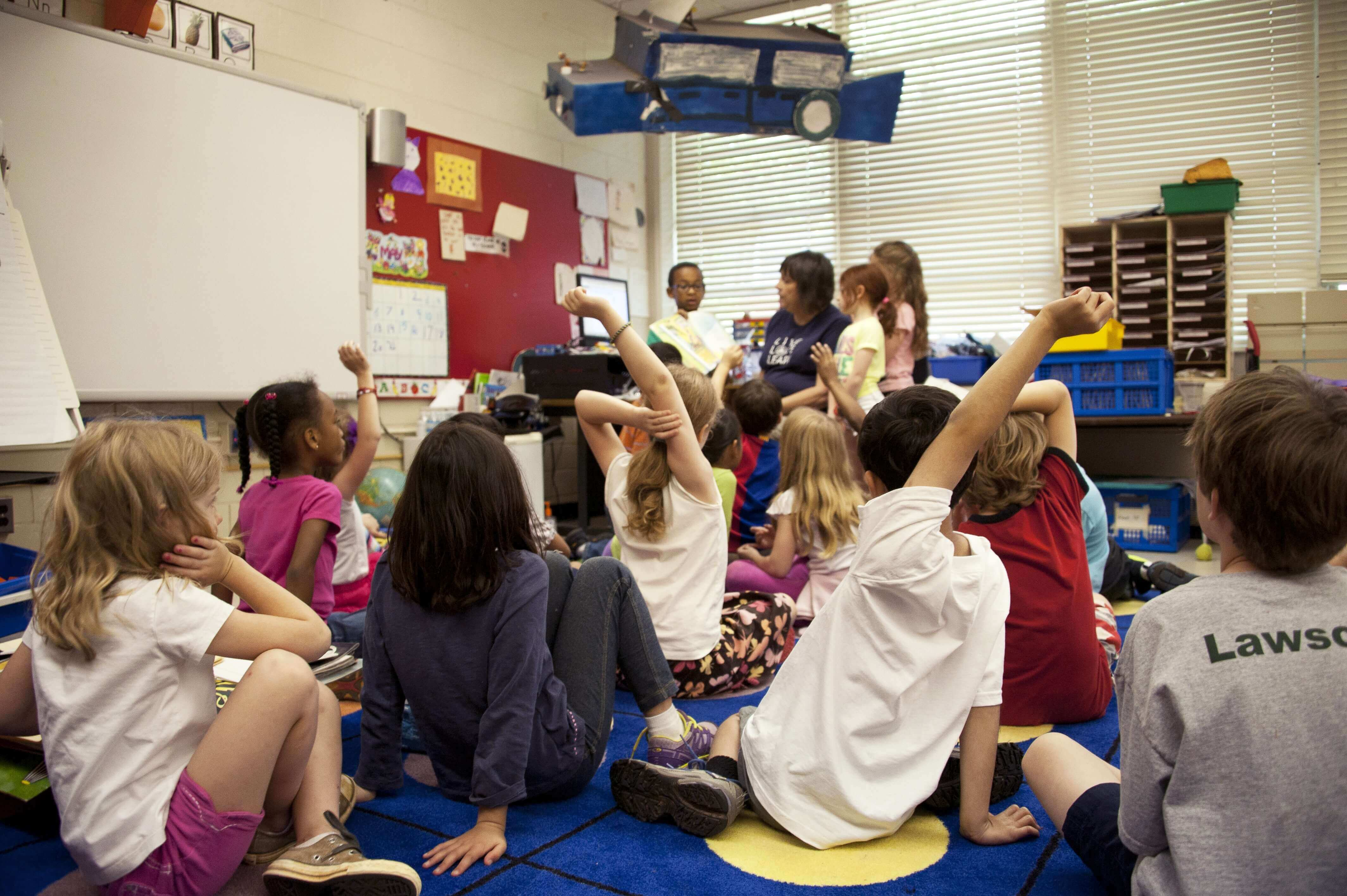 Multilingualism in the classroom
