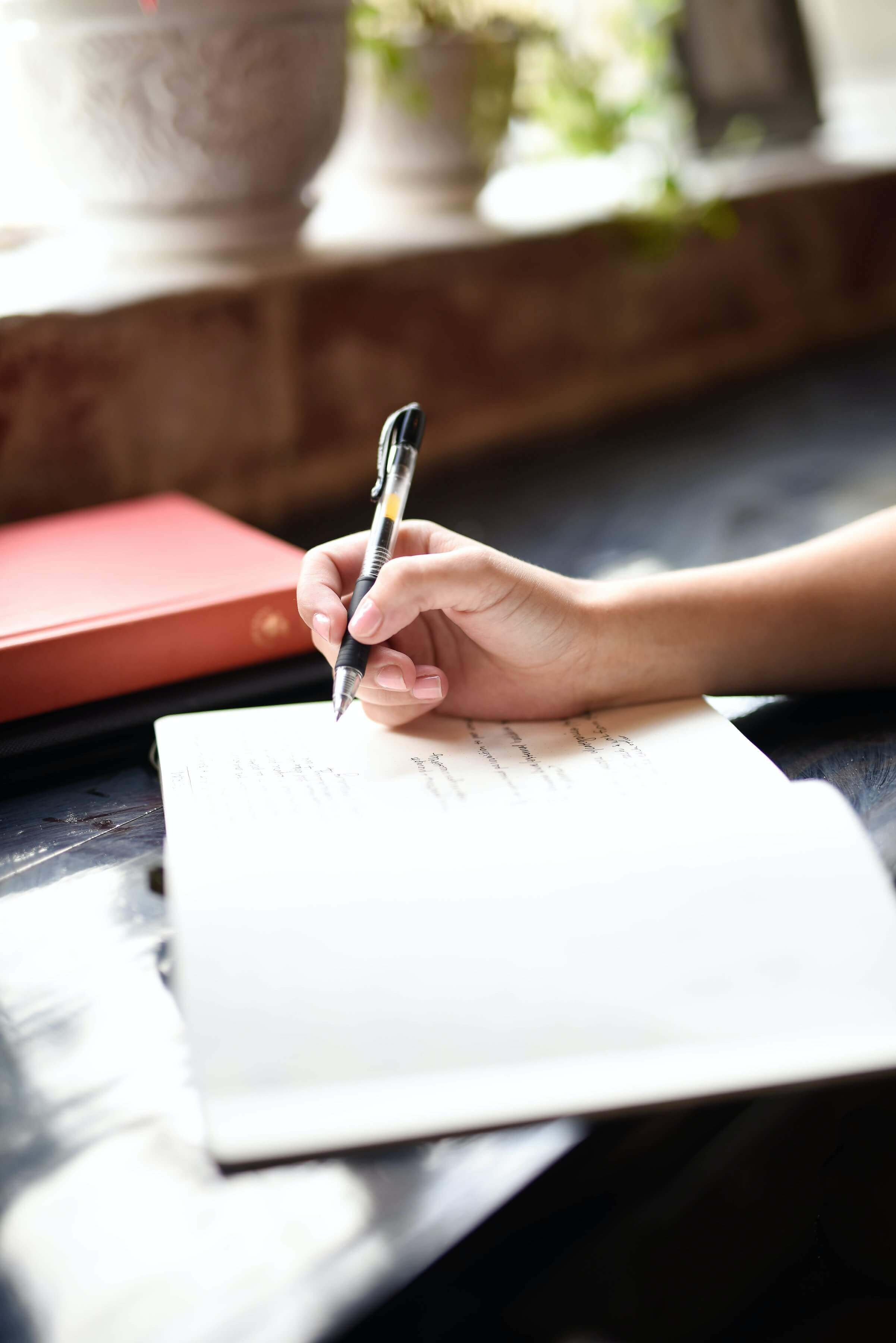 How to get better at writing in a foreign language