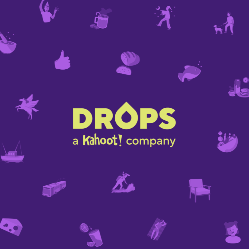 Drops redesign