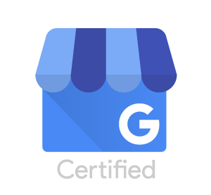 google street view for business certified logo