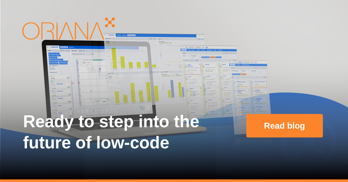 Back office workflows are being shaped by no-code and low-code apps