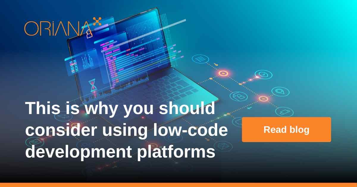 This is why you should consider using low-code development platforms