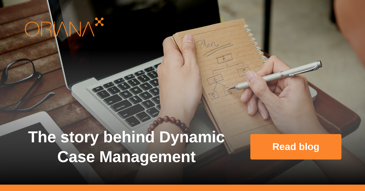 The story behind Dynamic Case Management