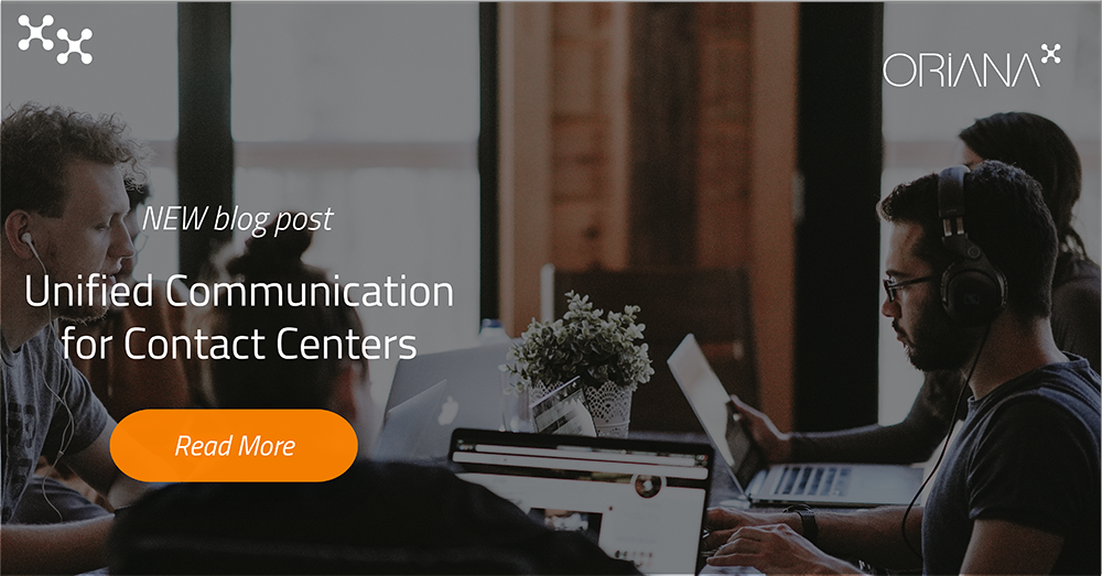 Unified Communication for Contact Centers
