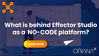 Oriana - Effector studio basics