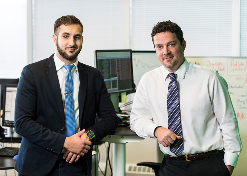 Trading Central global analysts