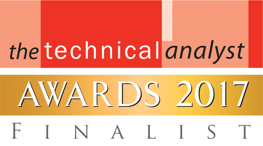 The Technical Analyst Awards: Finalist is 2017.