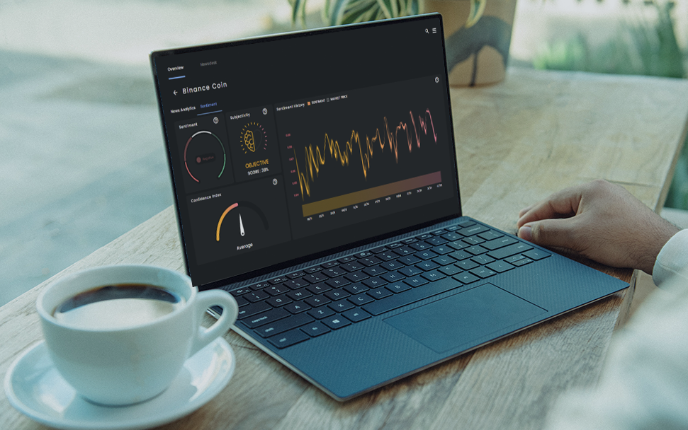 Cryptocurrency mockup: explore technical analysis for cryptos