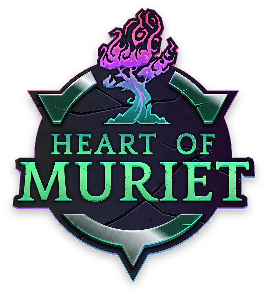 Heart of Muriet Logo