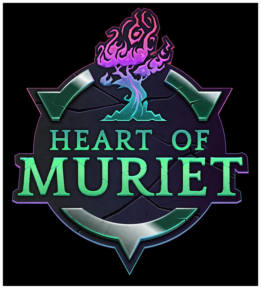 Heart of Muriet Logo
