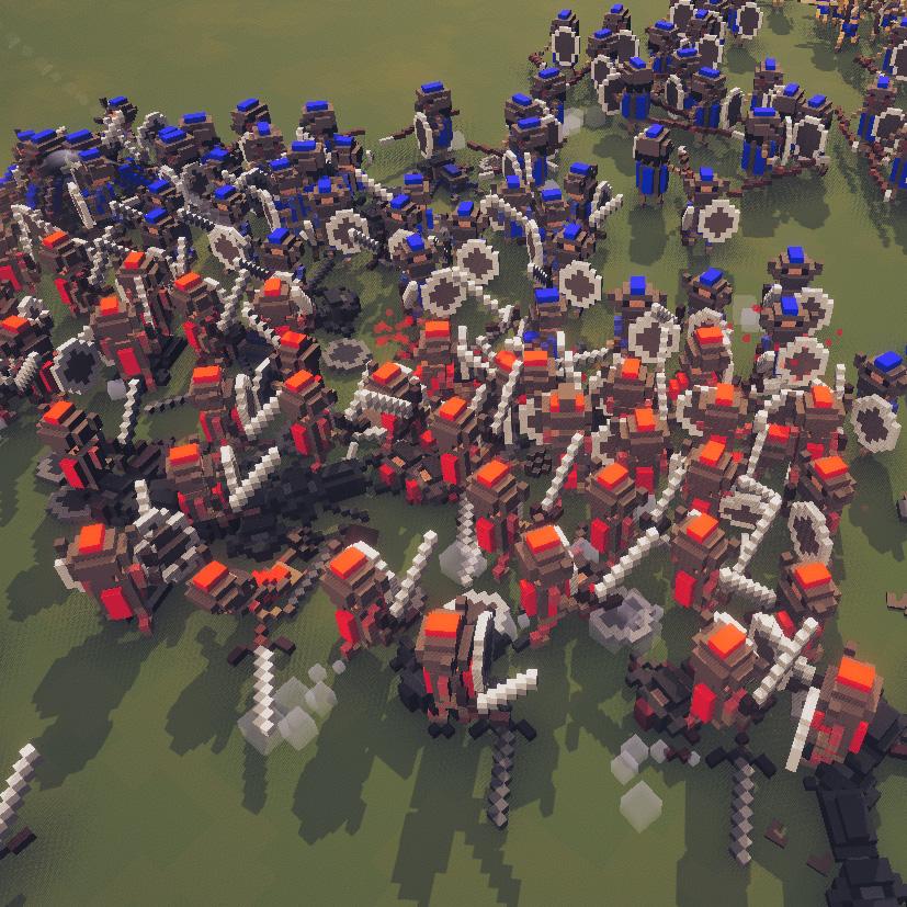 Heart of Muriet battle