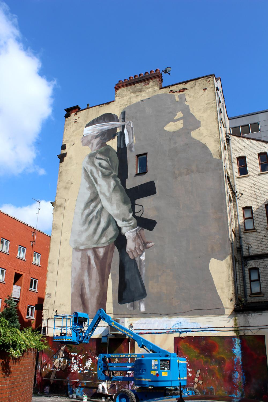 Cities of Hope / street art