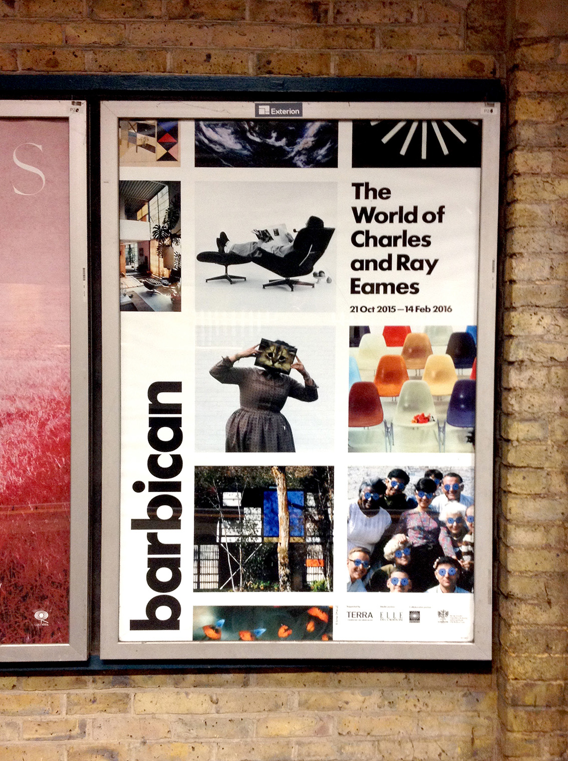 Eames at the Barbican