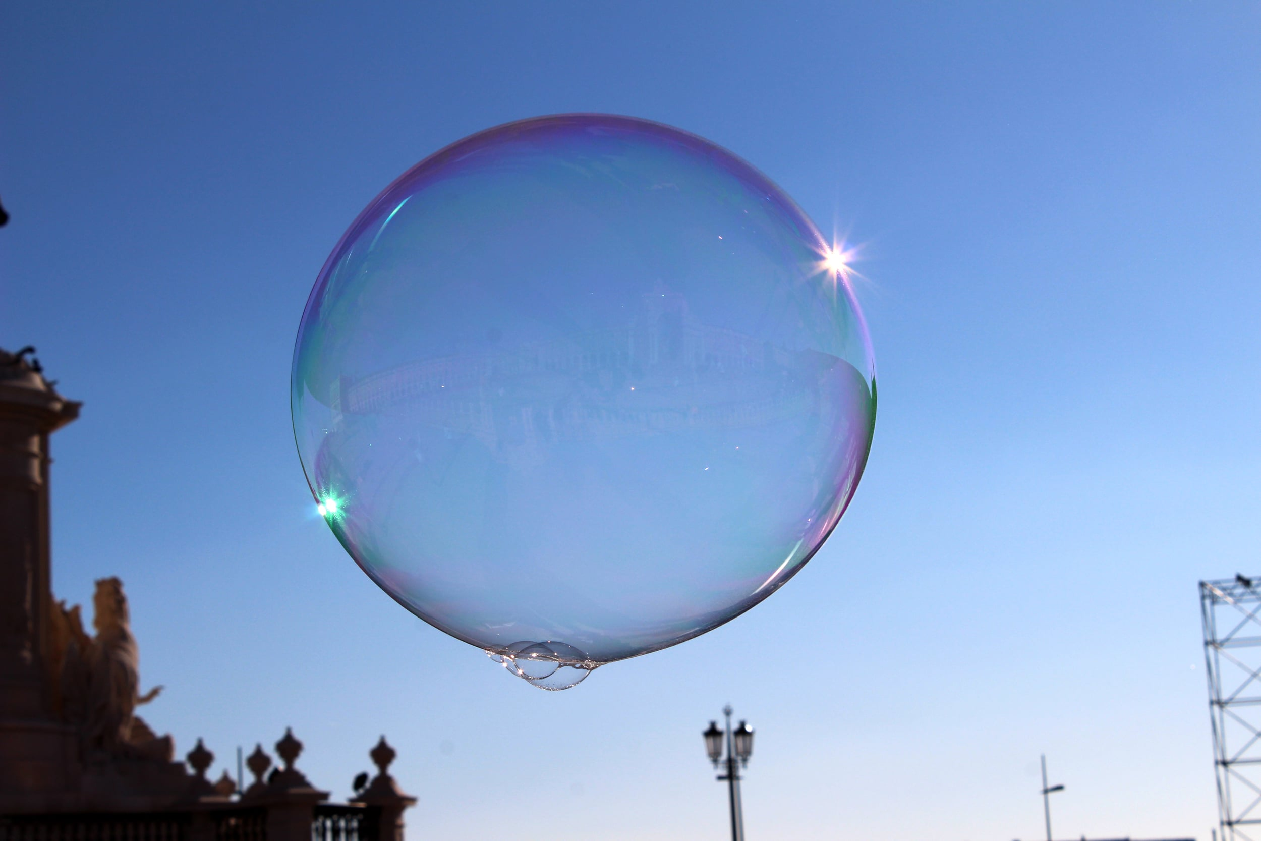 Portuguese bubbles