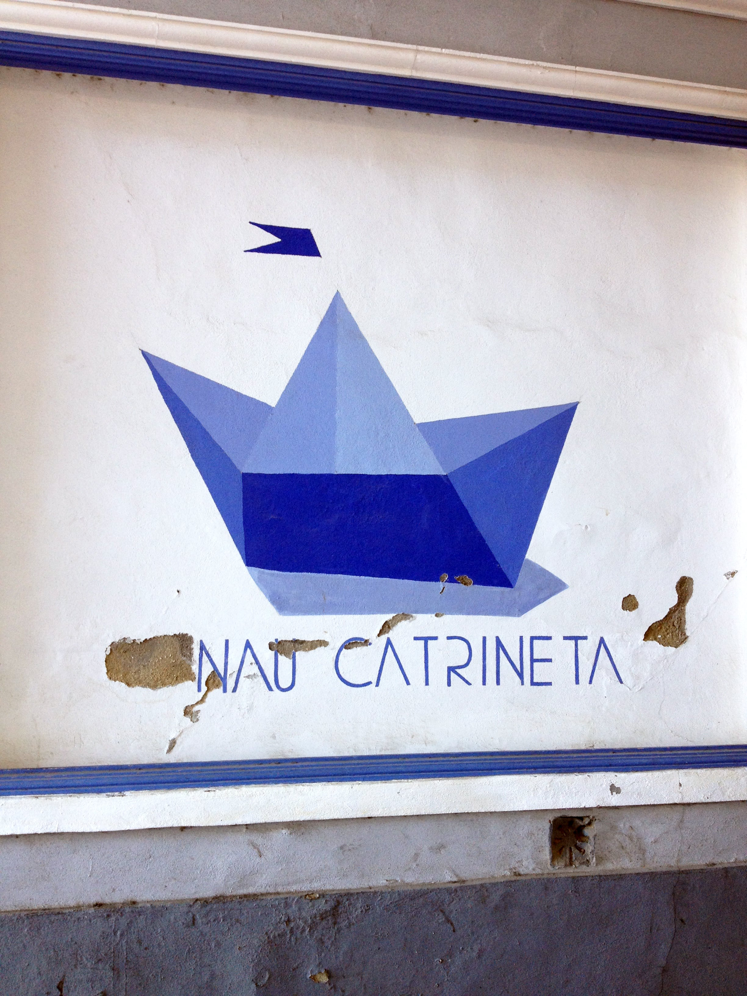 Typography in Lisbon