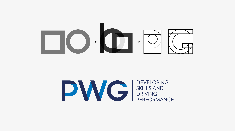 'Building blocks' brand identity developement