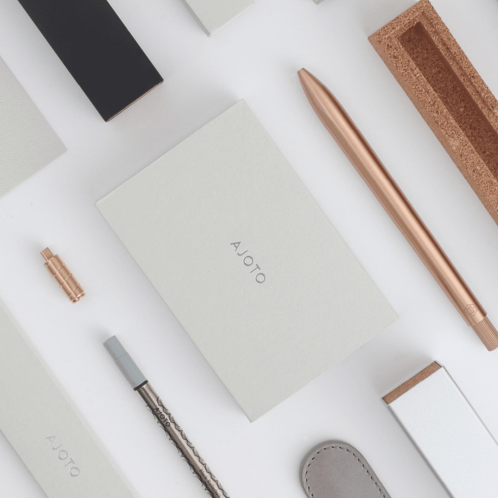 Ajoto - e-commerce website design and development