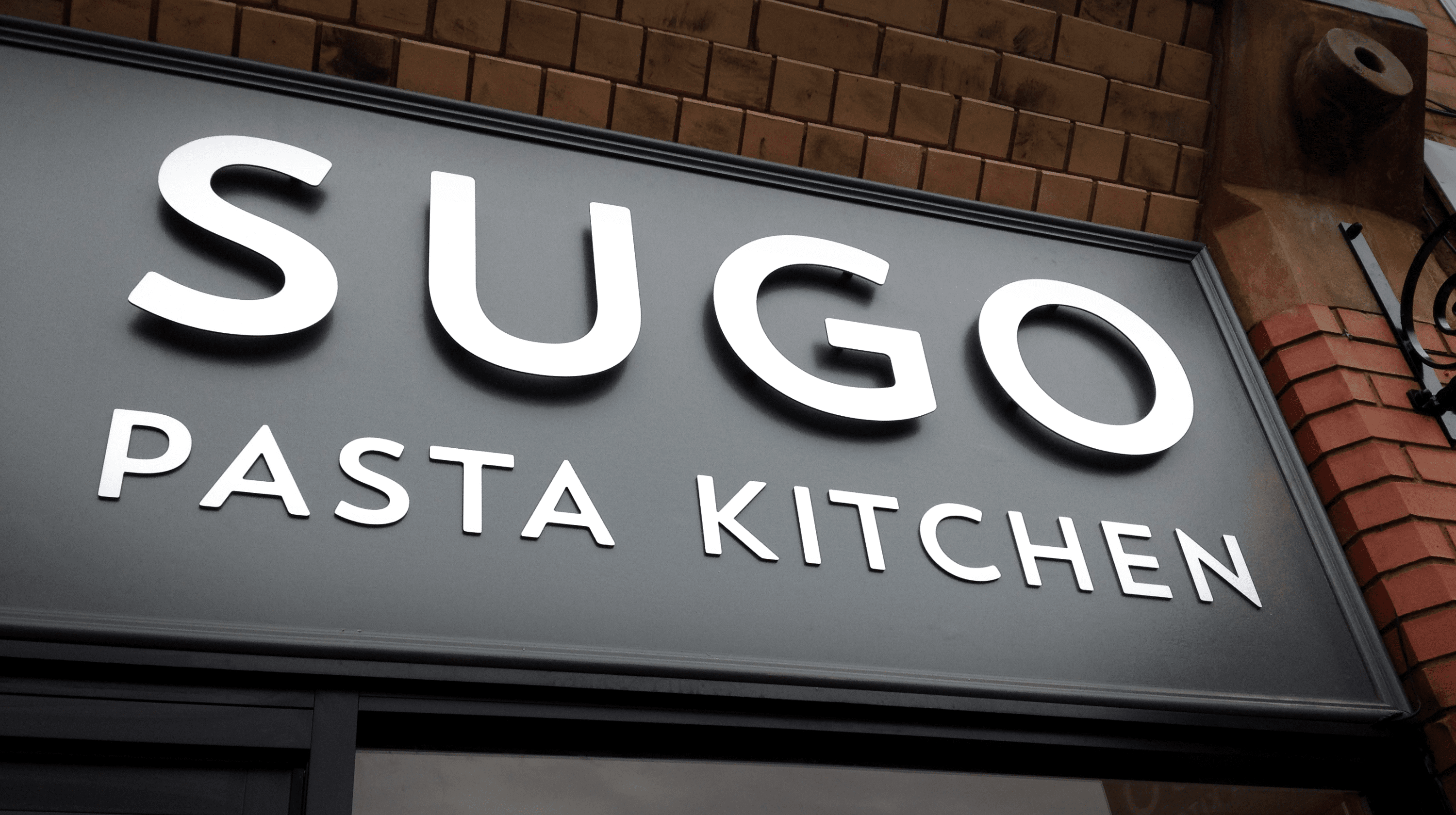 Sugo - branding identity and website design