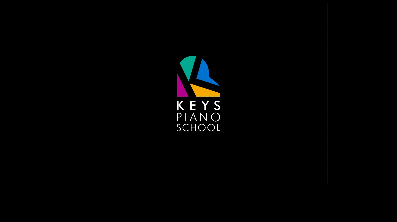Keys Music School - brand identity