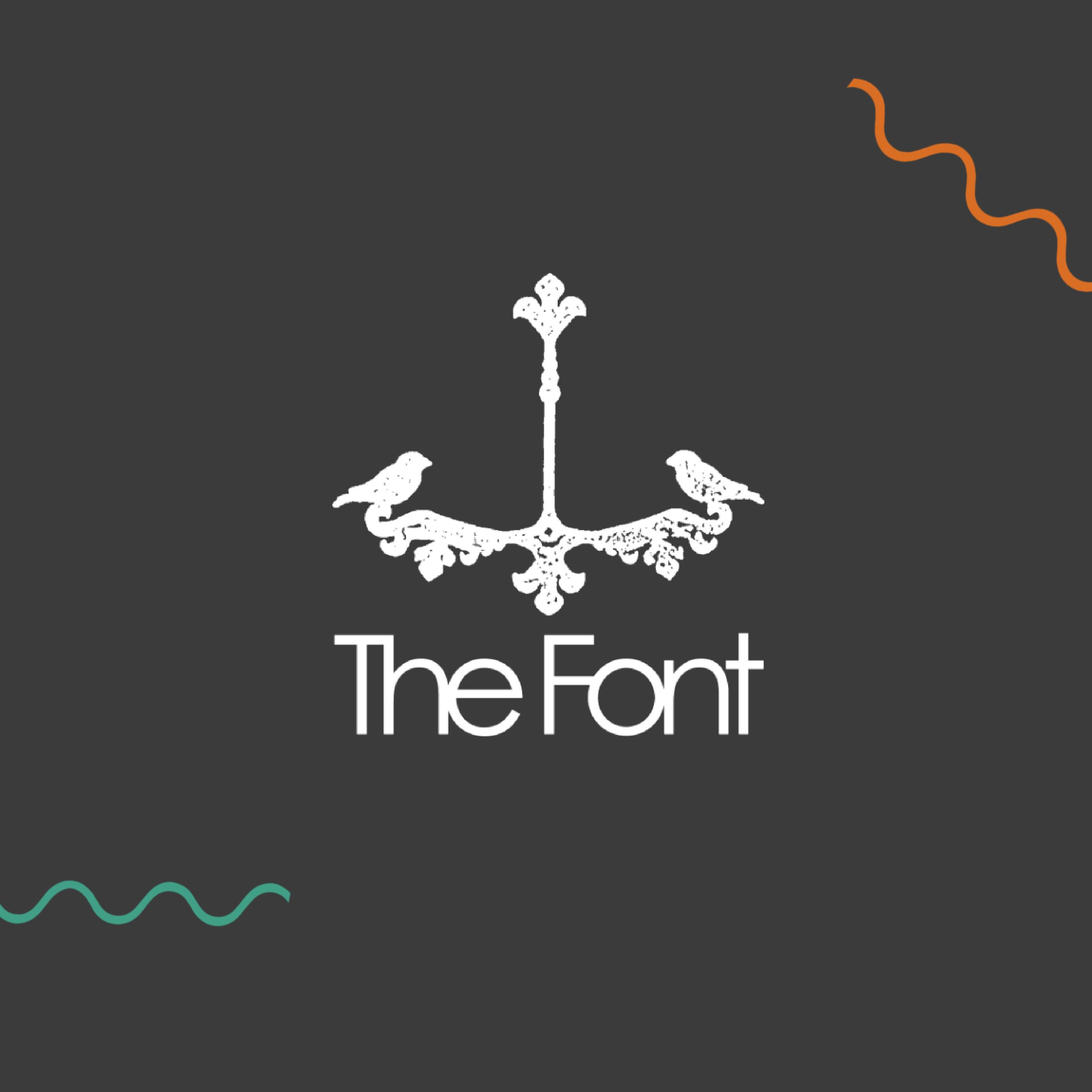 The Font bar Manchester website design and development