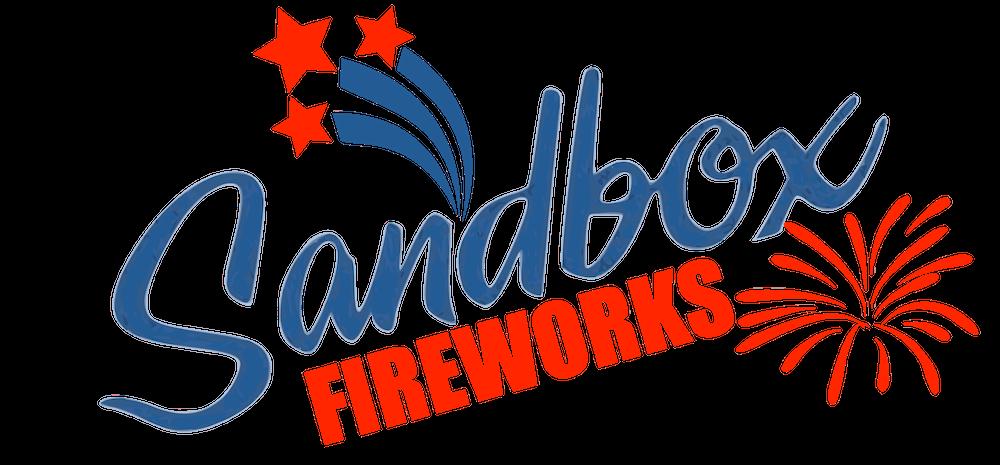 Sandbox Fireworks Logo