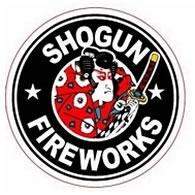 Shogun Fireworks logo